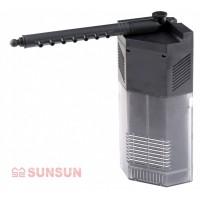 Внутренний фильтр угловой SunSun JP-093 для аквариума до 100 л