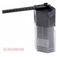 Внутренний фильтр угловой SunSun JP-094 для аквариума до 150 л