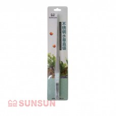 Пинцет прямой SunSun SC-07 металлический 38 см