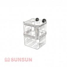 Отсадник SunSun SX-13 прозрачный пластиковый 8x7x11 см