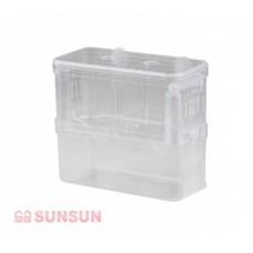Отсадник SunSun SX-14D прозрачный пластиковый 18x8x15 см
