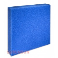 SunSun фильтрующая губка, 500х500х40 мм