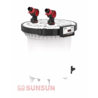 Внешний фильтр SunSun HW-5000 UV 9W для аквариума до 1500 л