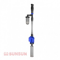 Сифон электрический SunSun HXS 02 для чистки грунта в аквариуме