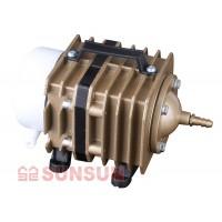 Компрессор SunSun ACO-003 50 л/м аератор для пруда УЗВ септика