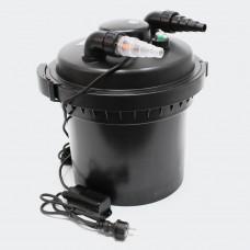 Фильтр SunSun CPF-280 UV 11W для пруда 4-8 м3 для УЗВ