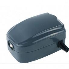 Компрессор одноканальный Sunsun YT-301С, 90 л/ч для аквариума до 100 л
