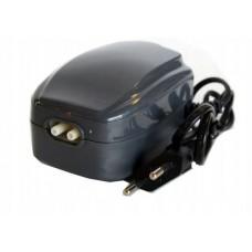 Компрессор двухканальный Sunsun YT-302, 2x90 л/ч для аквариума до 200 л