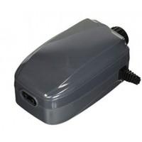 Компрессор двухканальный Sunsun YT-302C, 2x90 л/ч для аквариума до 200 л
