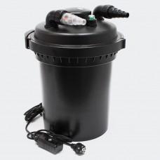 Фильтр SunSun CPF-380 UV 11W для пруда 6-12 м3 для УЗВ