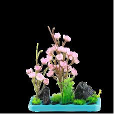 Искусственное растение SunSun FZ 102 для аквариума