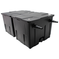 Фильтр SunSun CBF 350 B-UV 24W для пруда 30-60 м3 для УЗВ