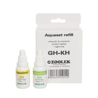 Реагенты для теста ZOOLEK GH-KH - на Общую и Карбонатную жесткость