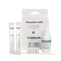 Реагенты для теста ZOOLEK Тест K - на Калий в воде в аквариуме
