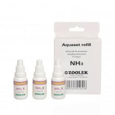 Реагенты для теста ZOOLEK Тест NH3 - на Аммиак/Аммоний в воде в аквариуме