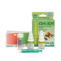 ZOOLEK GH-KH - тест на Общую и Карбонатную жесткость воды