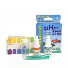 ZOOLEK Тест pHx2 - тест на Кислотность воды