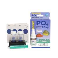 ZOOLEK Тест РО4 - тест на Фосфаты в воде в аквариуме
